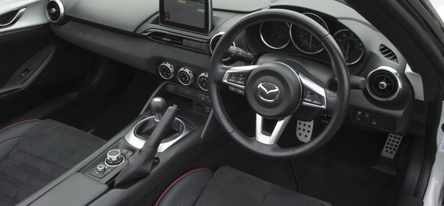 Mazda MX-5 Sport Recaro Limited Edition Interior