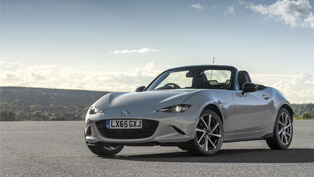 mazda releases range topping sport recaro limited edition