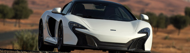 Meet the One and Only McLaren 650S Spider Al Sahara 79 by MSO