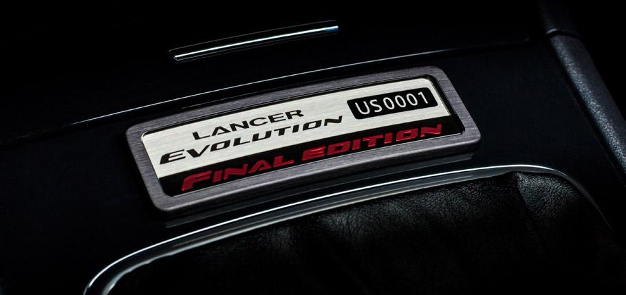 2015 Mitsubishi Lancer FInal Edition