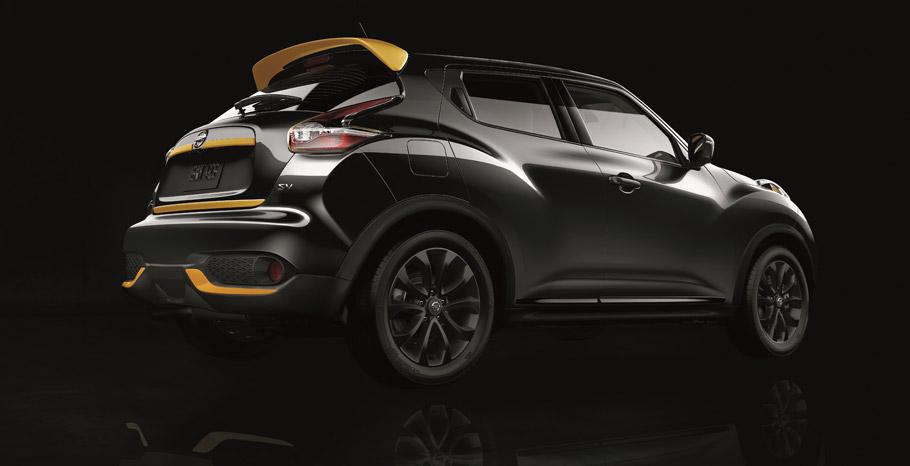 Nissan JUKE Black Stinger Editions