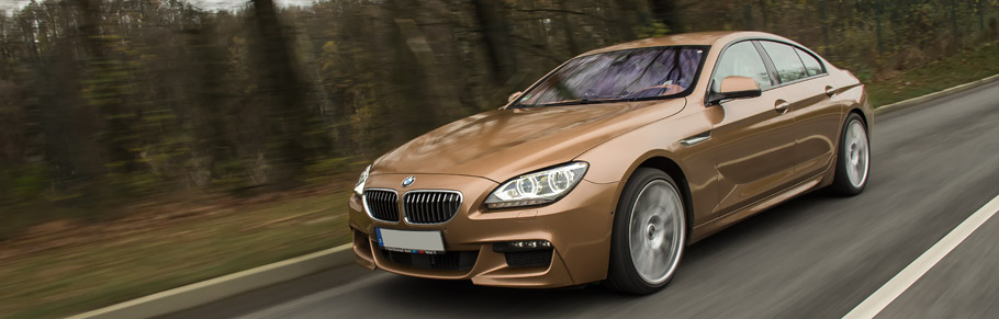 2015 Noelle Motors BMW Bi-Turbo