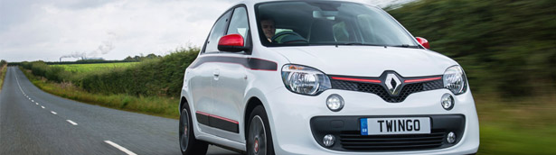 Renault Twingo Is Now Geared With the EDC Gearbox
