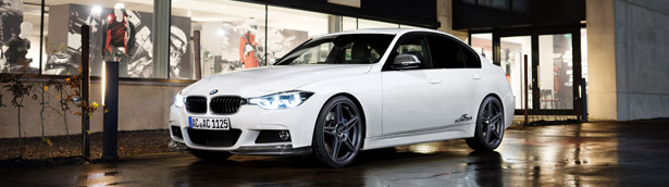 Fresher Than Ever: AC Schnitzer Upgrades the Recently Premiered BMW 3-Series