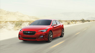 did subaru impreza sedan concept impress us really?