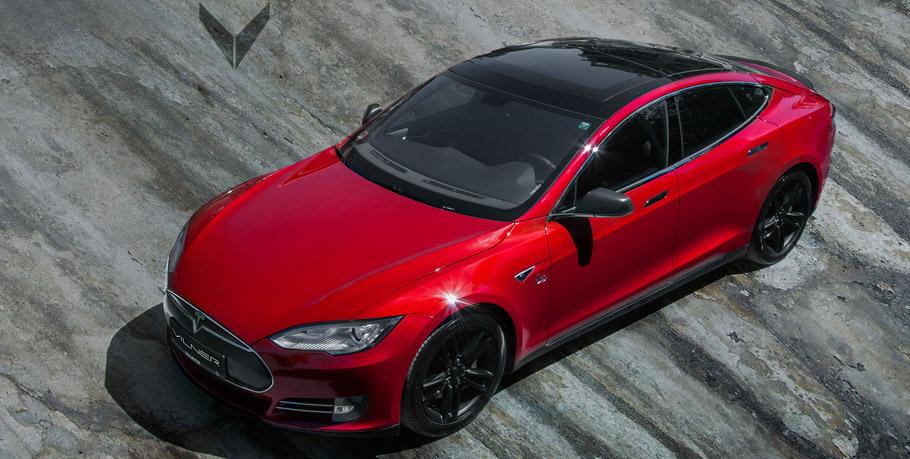 Vilner Tesla Model S Exterior