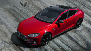 Vilner and their Mind-Blowing Tesla Model S [Before & After]