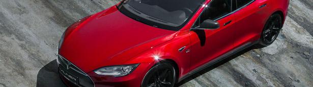 Vilner and their Mind-Blowing Tesla Model S [Before & After]