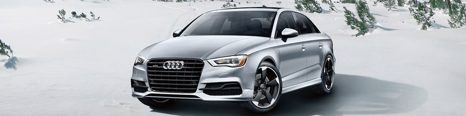 2016 Audi A3 Special Edition