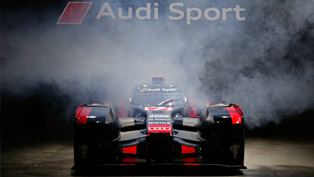Audi R18 for 2016 Motorsport Season Debuts in Germany
