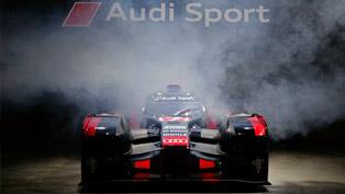 Audi R18 for 2016 Motorsport Season Debuts in Germany