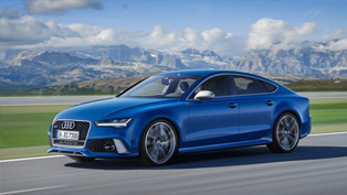 Audi Announces Pricing of S8 Plus and RS 7 performance Models