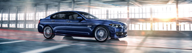 We Are Crazy About the New Gen BMW Alpina B5 BiTurbo