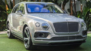 Bentley Bentayga First Edition Comes in only 608 Units