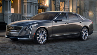 2016 Cadillac CT6 Will Begin Production in January!