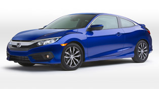 2016 honda civic coupe is here!