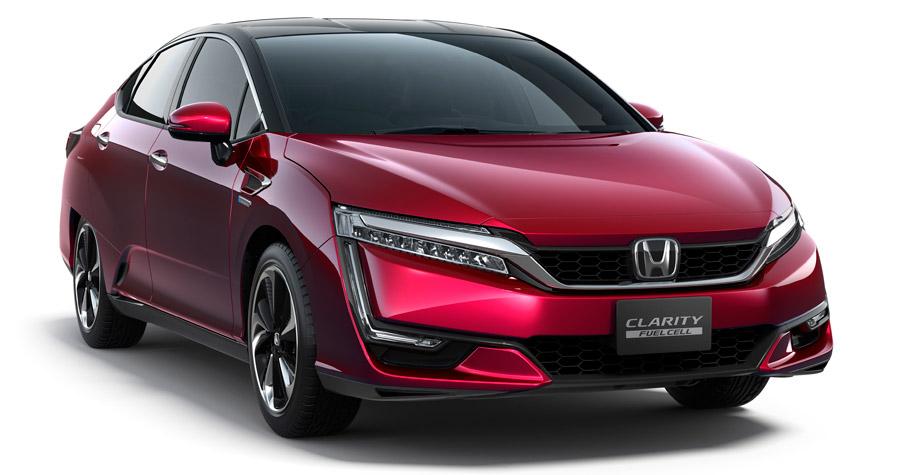 2016 Honda Clarity Fuel Cell