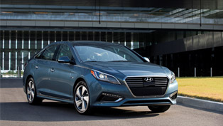 Hyundai Starts Selling 2016 Sonata Plug-in Hybrid Across the United States