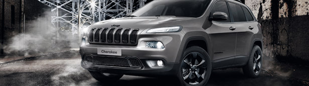 Jeep Announces Details for the Limited Cherokee Night Eagle Edition
