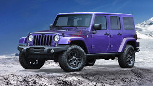 Jeep Wrangler Backcountry & Grand Cherokee SRT Night are Main Stars in L.A.