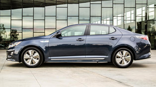 Kia Releases More Details for the 2016 Optima Hybrid Model