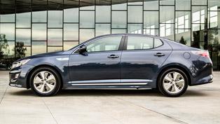 kia releases more details for the 2016 optima hybrid model