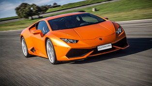 lamborghini huracán lp 610-4 gets numerous updates for my2016