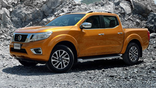 2016 nissan navara comes with a rather overconfident promise