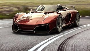 Rezvani Demonstrates the Performance-Oriented Beast X