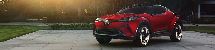 2016 Scion C-HR Concept