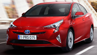 Toyota Releases Details and Prices for the 2016 Prius Lineup