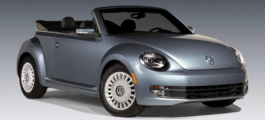 Volkswagen Beetle Denim Exterior