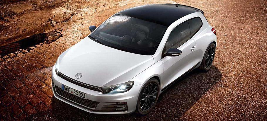 2016 Volkswagen Scirocco Special Edition