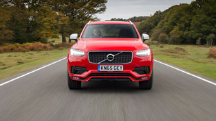Volvo Introduces XC90 R-Design Model