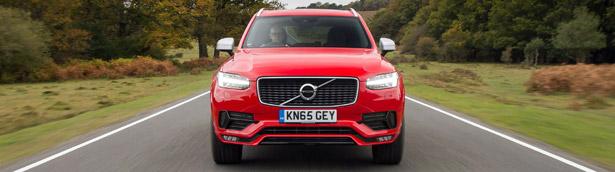 Volvo Introduces XC90 R-Design Model