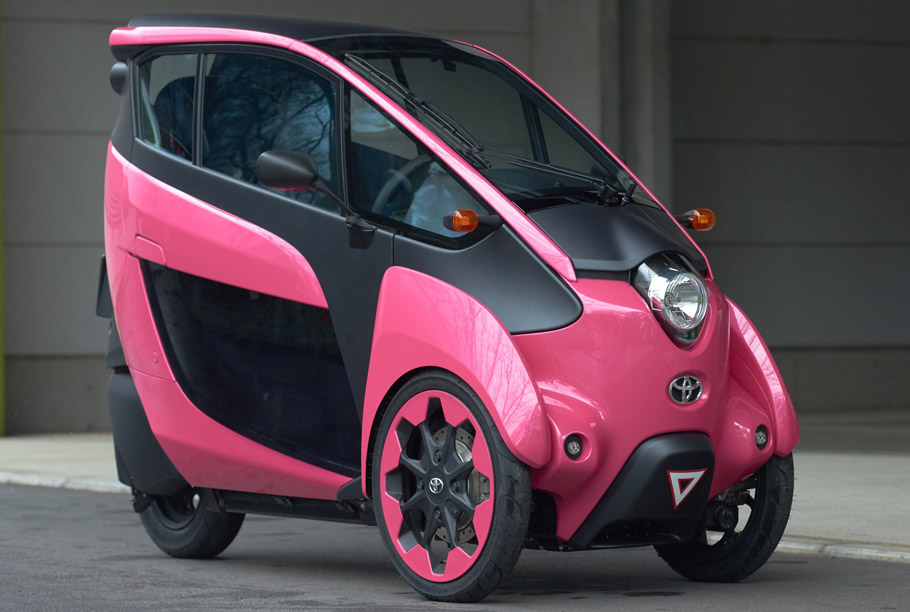 2016 Toyota i-ROAD