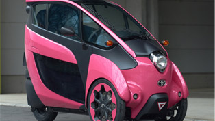 toyota i-road will receive more improvements