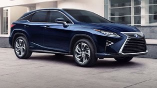 Lexus RX Model Will Benefit From Enhanced Suspension