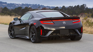 2017 Acura NSX Supercar Will Be Mass Produced!