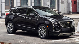 2017 Cadillac XT5 Crossover Made its Debut