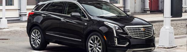 2017 Cadillac XT5 Crossover Made its Debut