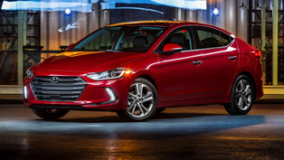 Hyundai Team Unveiled the 2017 Elantra Model