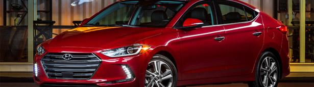 Hyundai Team Unveiled the 2017 Elantra Model