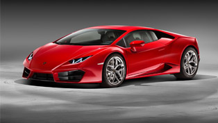 premiere: lamborghini huracan lp 580-2 is a two-wheel drive typhoon