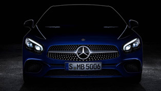 Mercedes Has Just Teased the Newest SL Debuting at L.A. Auto Show