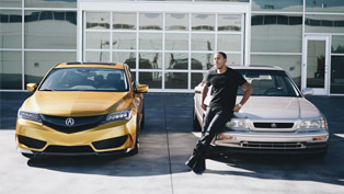Ludacris Legend WOWs at #2015SEMA Show