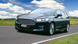 Eibach Releases a Sportier Ford Mondeo Estate