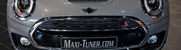 Maxi-Tuner Offers Special Upgrade for 2016 Clubman S