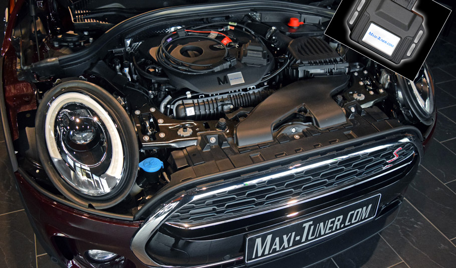 2015 Maxi-Tuner MINI Cooper Clubman S