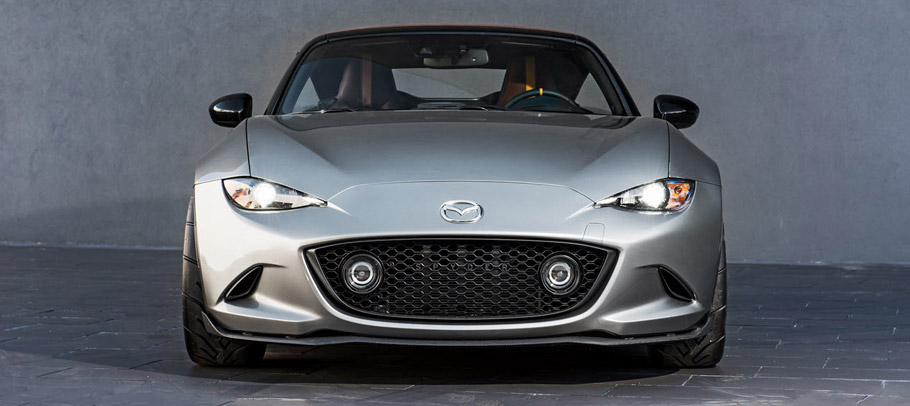 Mazda MX-5 Concepts - Spyder MX-5